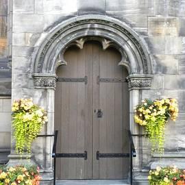 St Andrews Door by Peggy  McDonald