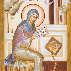 Julia Bridget Hayes - St Kassiani the Hymnographer