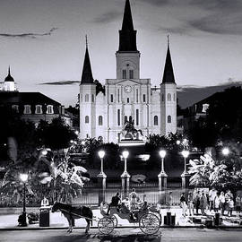 Allen Beatty - St. Louis Cathedral New Orleans