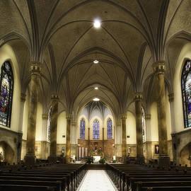 St Mary's Catholic Church by Lynn Geoffroy