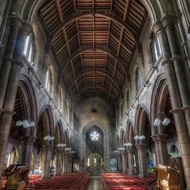 Ian Mitchell - St Mary
