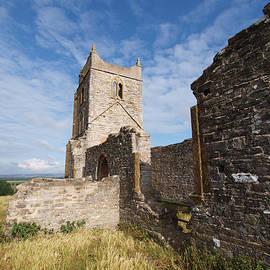 St Michael Ruin by Michaela Perryman