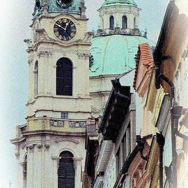 Ira Shander - St. Nicholas Cathedral Prague