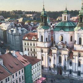Joan Carroll - St Nicholas Prague