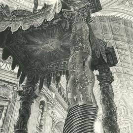 Norman Bean - St. Peters Basilica