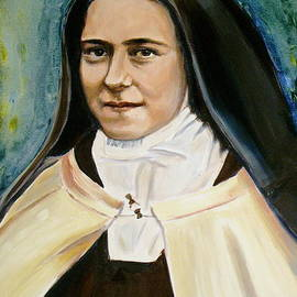 St. Therese by Sheila Diemert