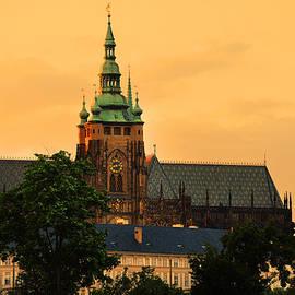Jenny Rainbow - St. Vitus Cathedral. Prague