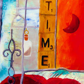 Stained Glass Time by Keith Thue