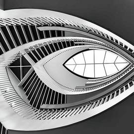 Staircase by Elena Kovalevich