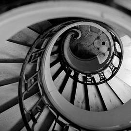 Staircase by Sebastian Musial