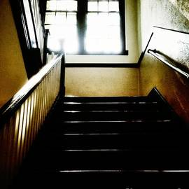 HD Connelly - stairwell #2