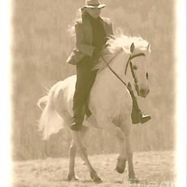 Patricia Keller - Stallion Strides