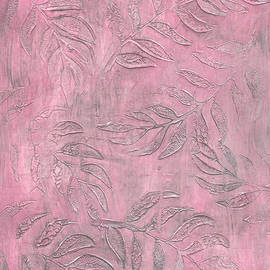 Sandra Foster - Stamped Textured Fern Frond Leaves