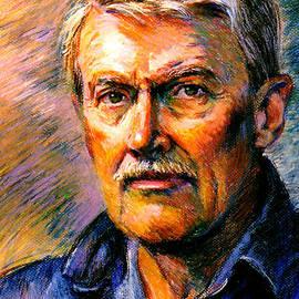 Stan Esson Self Portrait