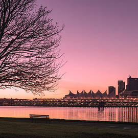Stanley Park To Vancouver Sunrise by Paul W Sharpe Aka Wizard of Wonders