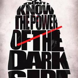 Star Wars Inspired Darth Vader Artwork