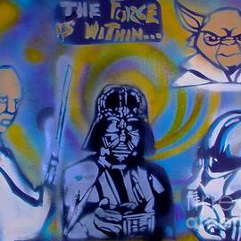 Tony B Conscious - Star Wars The Force Within