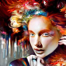 Jaimy Mokos - Stargirl I Bleed Color
