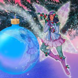 Starr Lynn Holliday Celebrates by Teresa Ascone