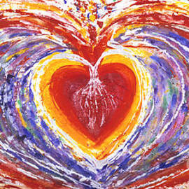 Start up with your heart by Heidi Sieber