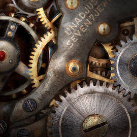Mike Savad - Steampunk - Gears - Horology