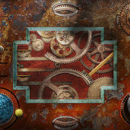 Mike Savad - Steampunk - Pandora