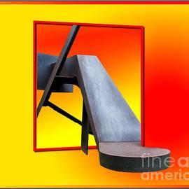 Thomas Woolworth - Steel Beams 03