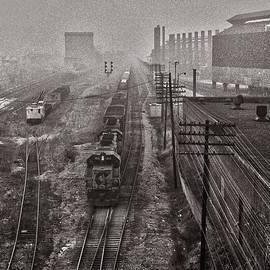 Steel City by Robert Fawcett