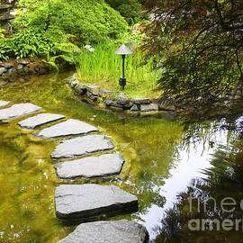 Stepping Stones by Brenda Kean