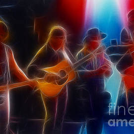 Gary Gingrich Galleries - Steve Miller Band Fractal-1