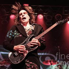 Concert Photos - Guitarist Steve Vai
