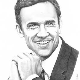 Steve Yzerman by Murphy Elliott