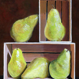 Karyn Robinson - Still Life with Pears