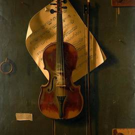 Padre Art - Still Life with Violin