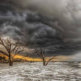 Douglas Berry - Still Standing - Boneyard Beach Thunderstorm
