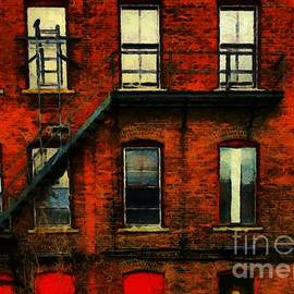 Still Standing by RC DeWinter