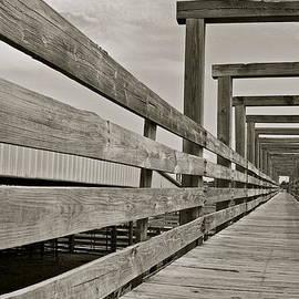 Stockyard Observation Deck by John Babis