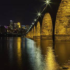 Stone Arch Bridge by Mark Harrington
