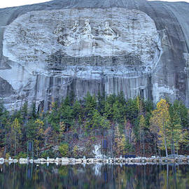 Stone Mountain - 3 by Charles Hite