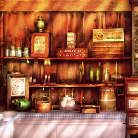 Mike Savad - Store -  The General Store