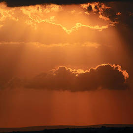 Audie T Photography - Storm Building over the Flint Hills