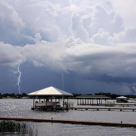 Rosalie Scanlon - Storm Over Clay Lake