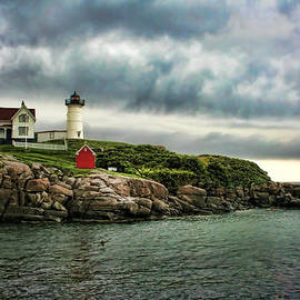 Storm Rolling In by Heather Applegate