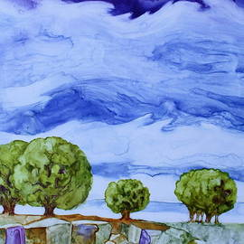 Nancy Jolley - Stormy Skies