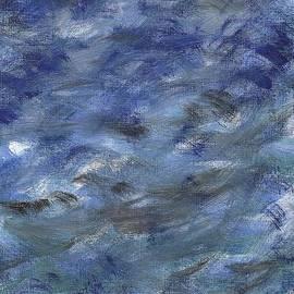 Stormy Waters by Harmeet Singh