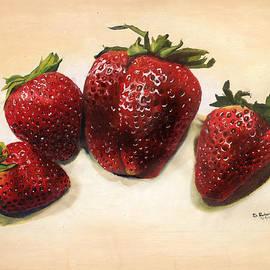 Sierra Rasberry - Strawberries