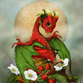 Strawberry Dragon by Stanley Morrison