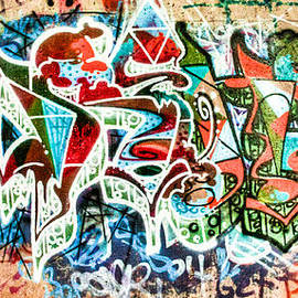 Street Art 4 by Jacob Brewer