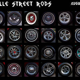 Street Hot Rod Wheels by Farol Tomson