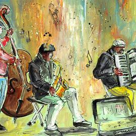 Miki De Goodaboom - Street Musicians in Dublin